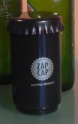 crown cap zap cap bottle openers. Black Bedroom Furniture Sets. Home Design Ideas
